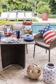 Patio Furniture Pottery Barn by Pottery Barn 4th Of July Celebration With The Ultimate Red White