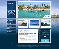 informational website templates travel html template id 300111261 from simavera com
