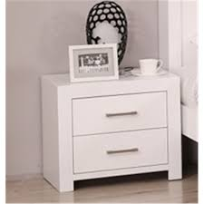 how high should a bedside table be carla bedside table mdf high gloss white w c22 b 600x400x520