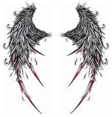 broken wings designs tattoomagz