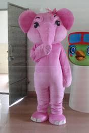 Elephant Halloween Costume Adults Pink Elephant Costume Pink Elephant Costume