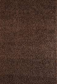 Thick Area Rugs Brown Shaggy Soft Modern Carpet Large Thick 5cm Contemporary Area