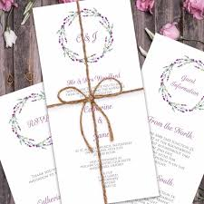lavender wedding invitations lavender wedding invitation paper themes wedding invites