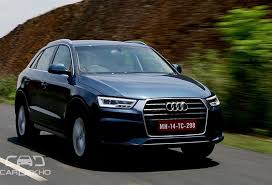 price q3 audi photos audi q3 suv 2015 launched in india at a price tag of rs