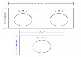 standard mirror sizes for bathrooms standard mirror sizes for bathrooms bathroom vanity regarding chart