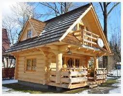 Small Cabin Houses Little Log House Company Dream Home Alert House Stuff