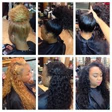 weave ponytails sew in weave ponytails for hairstyle trans salon