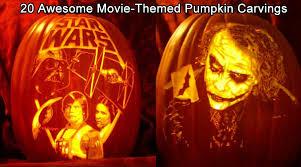 Meme Pumpkin Carving - 20 awesome movie themed pumpkin carvings gallery worldwideinterweb
