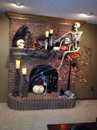 Halloween Decor Home by Spooky Halloween Decorating Staged U0026 Styled
