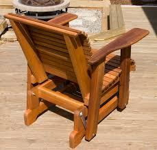 Plans For Wooden Outdoor Chairs by Glider Deck Chairs