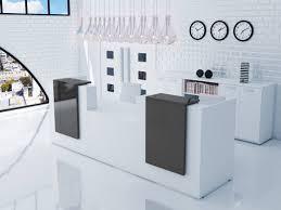 Gloss White Reception Desk Reception Desks Rapid Office Furniture