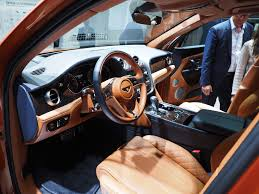 2017 bentley bentayga interior bentley bentayga is one odd looking suv