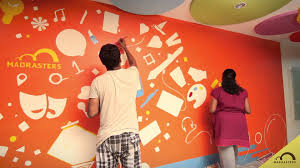 wall art by madrasters dedicated to world graphic design day youtube