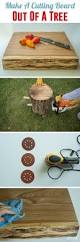How To Make A Wood Stump End Table by The 25 Best Log Projects Ideas On Pinterest Logged Out Log