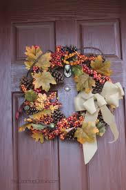 Fall Harvest Decorating Ideas - 25 best fall door wreath ideas and designs for 2017