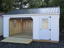 prefab garage wood building packages best house design