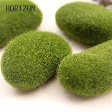 Garden Stone Craft - aliexpress com buy garden miniature resin mini foam flocking