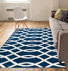 blue rugs a wide range of shapes sizes designs well woven
