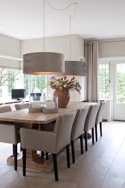 Large Wood Dining Room Table Best 25 Large Dining Room Table Ideas On Pinterest Paint Wood