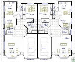 trend 4 bedroom duplex house plans best of 3920
