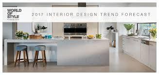 interior design styles trend forecast 2017 world of style
