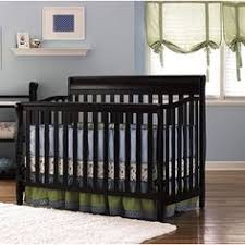 Graco Shelby Classic Convertible Crib Graco Classic 4 In 1 Convertible Fixed Side Crib Espresso