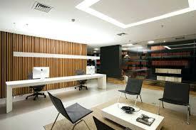 office design stylish modern office desk outstanding area design