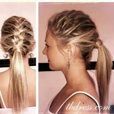 ponytail hairstyles for 12 cool ponytail hairstyles for women 2015 pretty designs