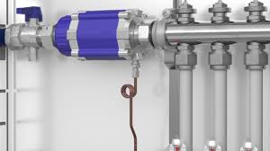 radiant heat water pump balancing valve for radiant heating system series mh youtube
