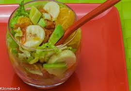 blogs recettes cuisine salade d avocat aux noix et oeuf poché kilometre 0 fr