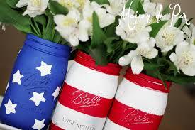 american flag mason jars maison de pax