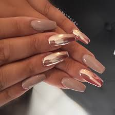 chrome nails pink products needed base color chrome powder