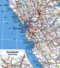 San Francisco City Map by San Francisco Bay Area