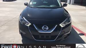nissan maxima midnight edition black 2017 nissan maxima sr midnight edition youtube