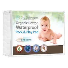 cotton crib mattress best crib mattress pad 2017 reviews organic or waterproof