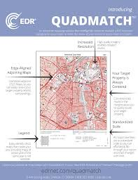 How To Read A Topographic Map Introducing Edr U0027s Historical Topo Maps With Quadmatch Edrnet