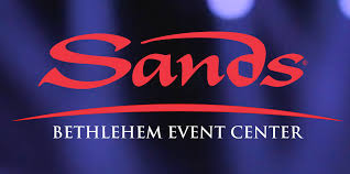 entertainment sands bethlehem event center lehigh valley