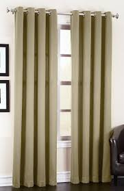 room darkening madison grommet curtains u2013 stone u2013 lichtenberg