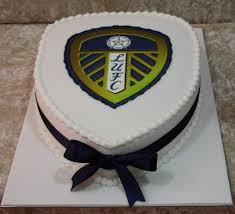wedding cake leeds united cake