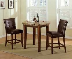 Dining Room Sets Cheap Luxurious Black Leather Seat Dining Chair - White leather dining room set