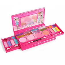 princess s all in one deluxe makeup palette with