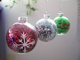 season season plastic ornaments inch