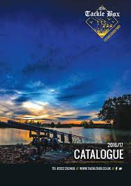 the tackle box catalogue 2016 by tiger bay design issuu