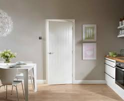best white interior door with classic wood gloss finish white