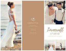 and white wedding customize 85 wedding brochure templates online canva
