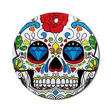 sugar skull ornament co uk jewellery