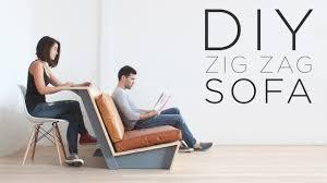 How To Build A Sofa Frame Diy