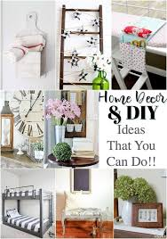 Crafting Ideas For Home Decor Eight Diy Home Decor Ideas Our Southern Home