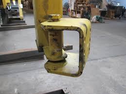 abel howe 1 ton jib crane cantilever jib crane 16 u0027 span 12 1 2
