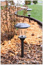 solar spot lights costco costco solar lights 4 pack smartyard led pathway ideas curb appeal